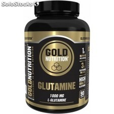 Gold Nutrition Glutamina 1000 mg 90 caps