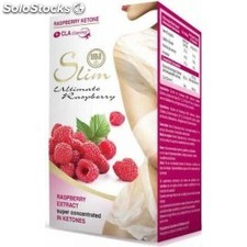 Gold Nutrition Slim Ultimate Raspberry - Cetona de Frambuesa 60 caps