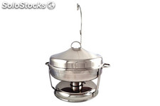Golden Bell Chafing Dish