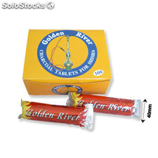 Golden river carbon 40mm aromas