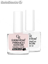 Golden Rose French Manicure Set Nº 03 2x10,7 ml.