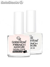 Golden Rose French Manicure Set Nº 04 2x10,7 ml.