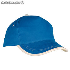 Gorra azul/natural