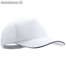 Gorra blanco kisse