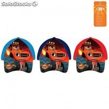 Gorra Blaze and the Monster Machines T.50-52