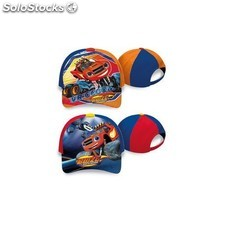 Gorra Blaze and the Monster Machines T.52-54