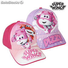 Gorra Infantil Fashion Super Wings (53 cm)