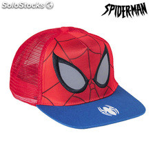 Gorra Infantil Spiderman Hero (53 cm)