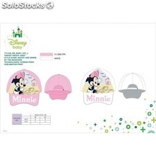 Gorra Minnie Disney Bebe T.48-50