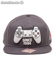 Gorra plana mando Playstation