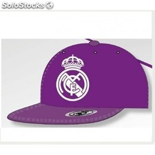Gorra Real Madrid Bordada Adulto