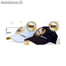 Gorra Real Madrid. Modelo laurel dorado