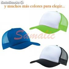 Gorra trucker 5 paneles ref. KP111 k-up