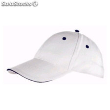 Gorra Unisex unica blanco accesories collection