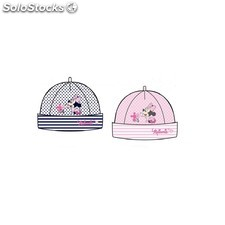 Gorro bebé minnie topitos colores surtidos talla 46