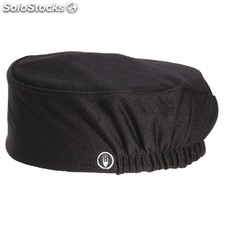 Gorro cocina chef works total vent beanie negro