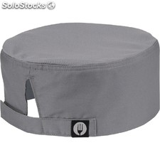 Gorro cocina colour by chef works cool vent beanie gris