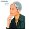 Gorro mechas salon stylist silicona mediano