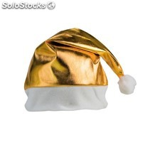 Gorro papa noel gold 8001-or