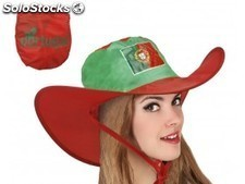 Gorro portugal plegable