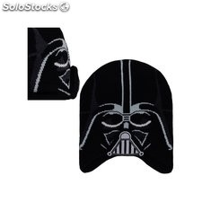 Gorro star wars darth vader premium infantil