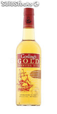 Goslings gold 40% vol