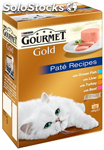 Gourmet gold mp - mix 4 flavours(4x85g) 12