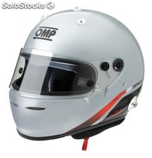 Gp carbon 8860 MY2013 casco omp light grey talla xl