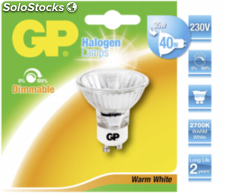 GP Lighting Reflector halógeno GU10 35W (40W) 230lm
