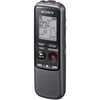 Grabadora de voz sony icd-PX240 4GB digital MP3 lcd gris