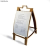 Graciano Menu Holder