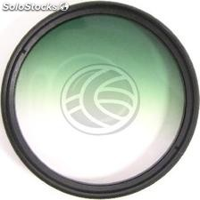 Gradual color photography green filter lens of 58 mm (EG63)