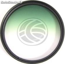 Gradual color photography green filter lens of 67 mm (EG65)