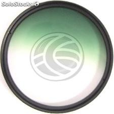 Gradual color photography green filter lens of 72 mm (EG66)