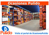 Grandes stocks de estanteria