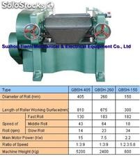 Granite Three Rollers Grinder for pigment, special chemical