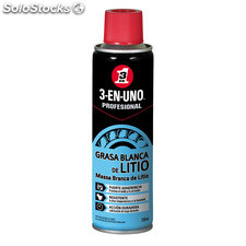 Grasa Blanca Litio 3En1 250 Ml