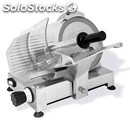 Gravity slicer mod. fap 250 - ec standards - rohs - stainless steel blade 250 -