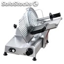 Gravity slicer-mod. s 220-power supply 230v/1/50 hz-220-mm cutting blade