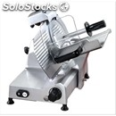Gravity slicer-mod. s 220 single phase 230v/1/50 hz-af-blade 220-cutting length