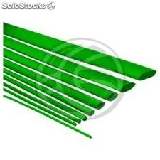 Green heat shrink tubing of 9.5 mm roll of 3m (FN76)