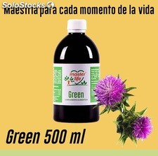 Green Master Life® Jarabe 500 ml