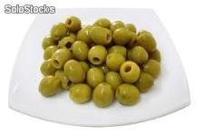 Green Olives coreless
