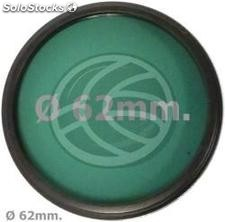 Green photography lens filter 62 mm (EF05)