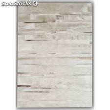 Grey stripes patchwork - home