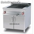 Grill contact-mod. cwk/98et-direct cooking on stainless steel-# 2 cooking