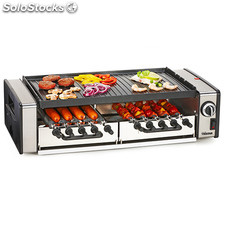 Grill Multifonction Système Tournant   Tristar RA2993
