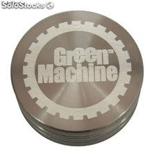 Grinder Green Machine 50mm 2 partes