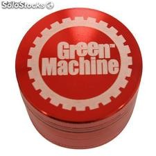 Grinder Green Machine 50mm 4 partes