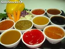 Grossiste de condiments sauces